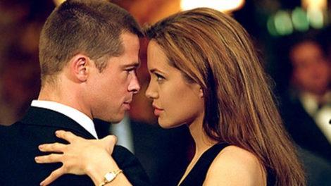 Brad Pitt Angelina Jolie