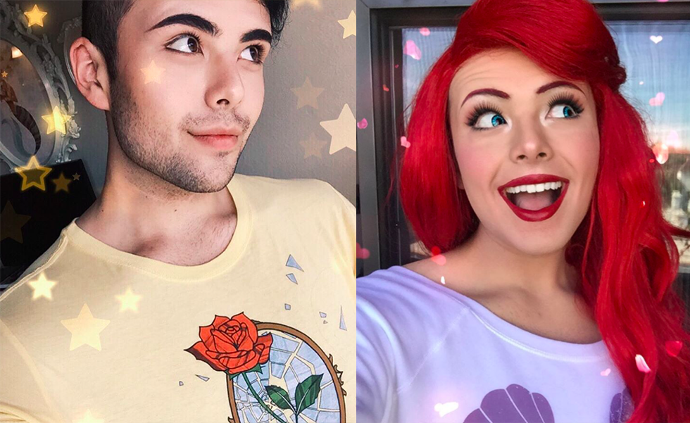 Best Disney Cosplay Instagram Accounts To Follow The Real Ariel