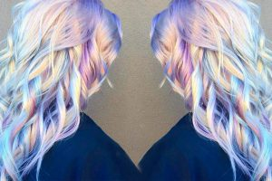 hologram hair