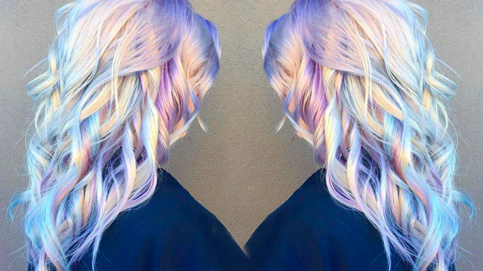 hologram hair