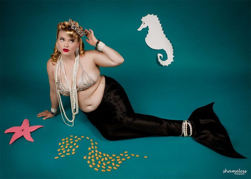 mermaid host