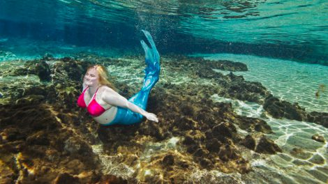 Weeki Wachee Mermaid Camp
