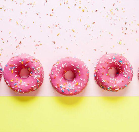 Prosecco Donuts
