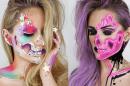 unicorn makeup ideas