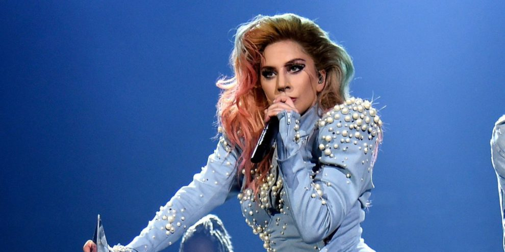 Lady Gaga Joanne World Tour Promo