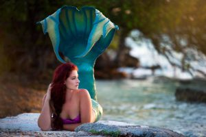 vero beach mermaid