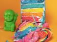 Rainbow Cake recipe Unicorn Cookbook: Easy To Bake!