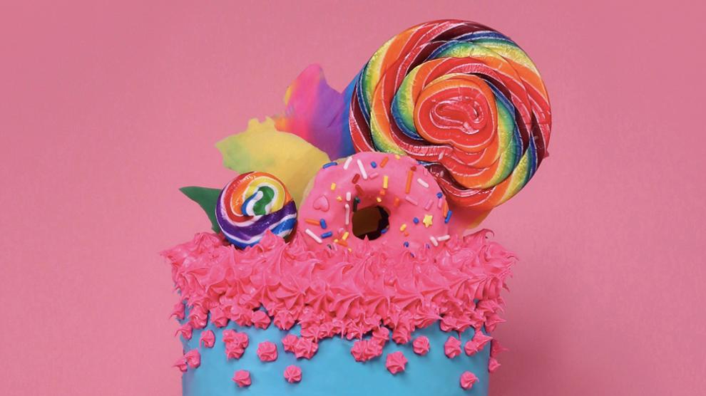 Rainbow Cake Nirvana