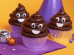 poo party cupcakes recipe