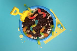 Dirt Worm Pudding Recipe Unicorn Cookbook: Easy To Bake!