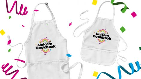 unicorn apron