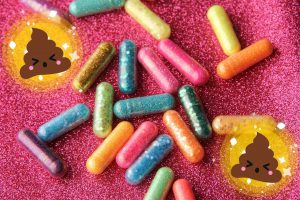 unicorn poop pills