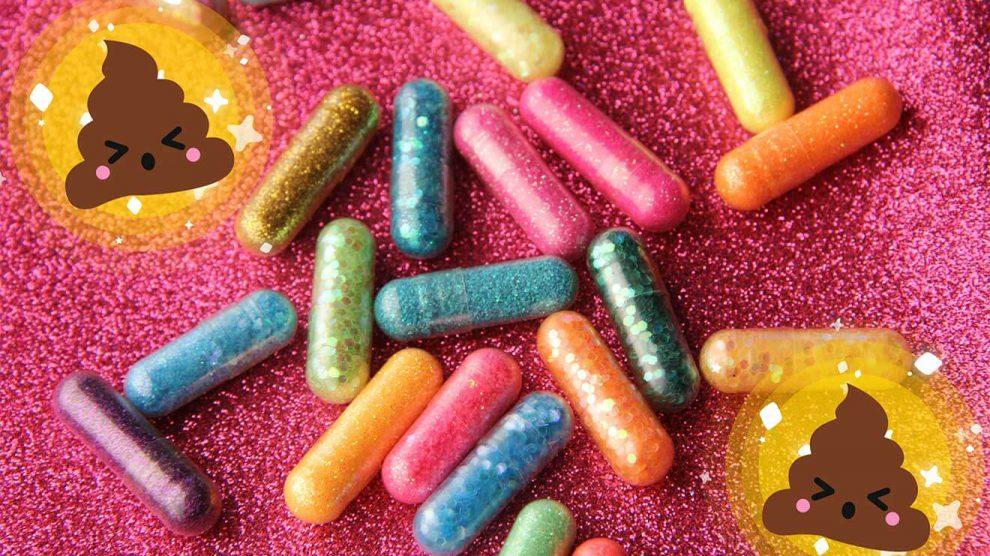 unicorn poop pills