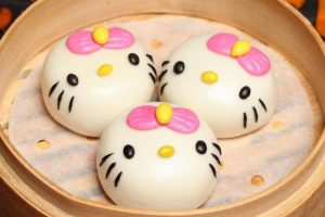 hello kitty Chinese food