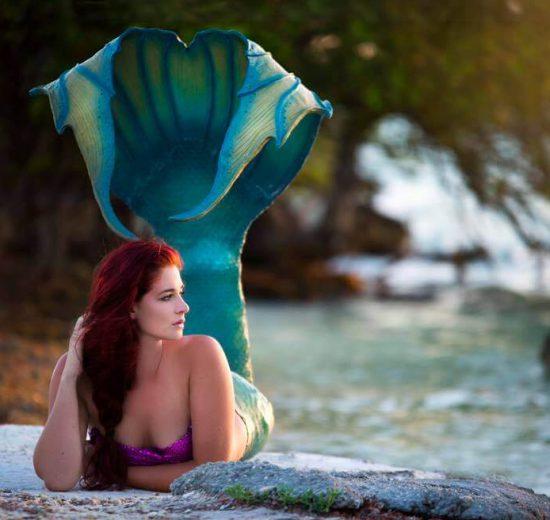 vero beach mermaid