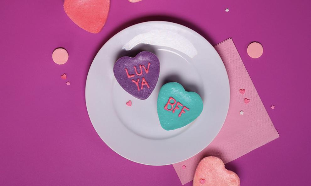 Candy Heart Cheesecake Unicorn Cookbook: Easy To Bake!