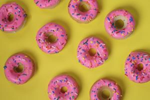 coffee shop unicorn doughnuts Unicorn Cookbook: Easy To Bake!