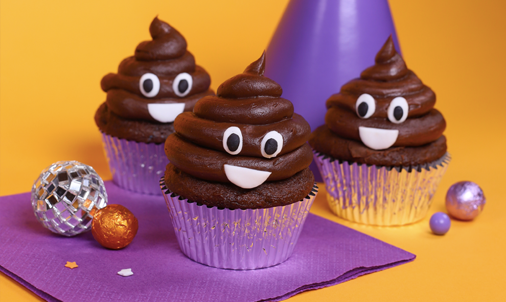 poo party cupcakes recipe Unicorn Cookbook: Easy To Bake!