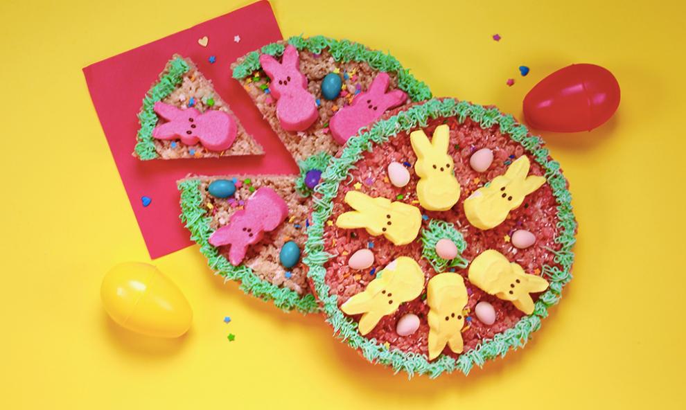 Peeps Pizza Unicorn Cookbook: Easy To Bake!